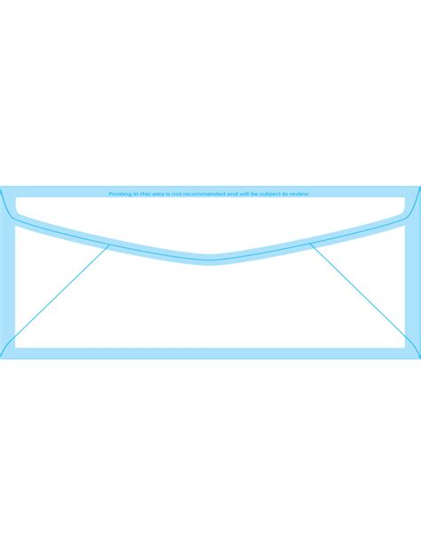 window envelope template window envelopes 7 3 3 4 x 6 3 4 back free