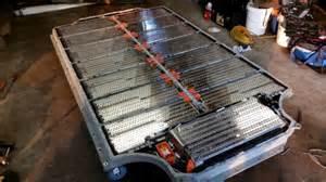 Tesla Electric Car Battery Type Tesla Model S Battery Vs Nissan Leaf Battery Vs Chevy Volt