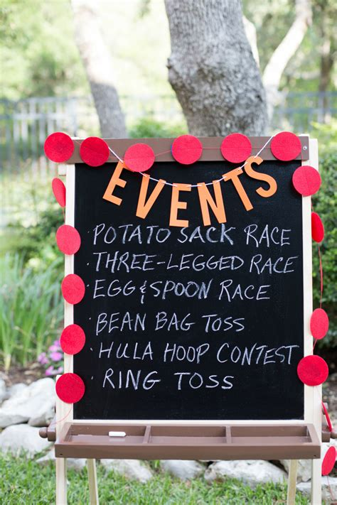 backyard games for parties host your own field day party at home