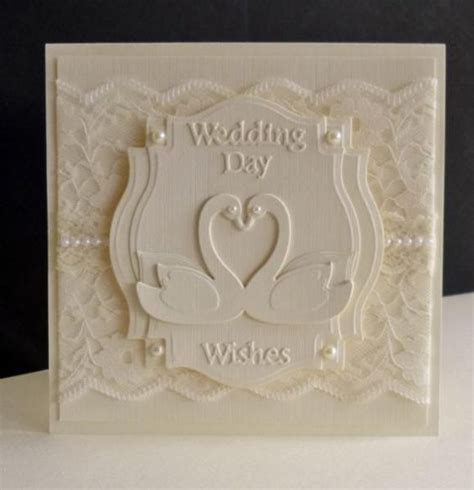 Swan Wedding Invitation Cards by Swan Wedding By Sistersandie Cards And Paper Crafts At