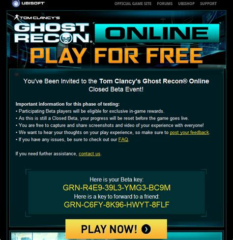 Ghost Recon Online Beta Key Giveaway - 2 free ghost recon online beta keys mpgh multiplayer game hacking cheats