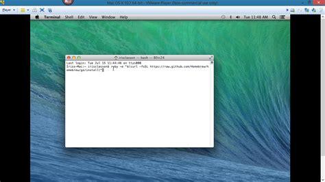 javascript tutorial on mac edge js tutorial part 4 setting up mac osx environment