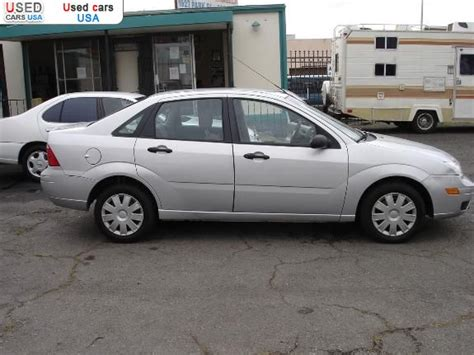 2005 ford focus zx4 problems for sale 2005 passenger car ford focus zx4 s alameda
