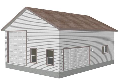 30 x 40 garage plans 28 30 x 40 garage plans two car garage with shop