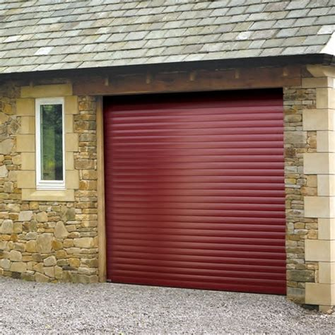 Glide Garage Door Rollers by Roll A Glide With No And Colour Paint Finish Gliderol