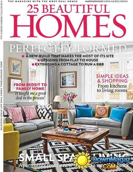 design home magazine no 57 2015 25 beautiful homes march 2015 187 download pdf magazines