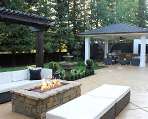 Backyard Patio by What You Need To Think Before Deciding The Backyard Patio