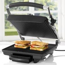 sandwichmaker stiftung warentest panini grill testsieger g 252 nstige haushaltsger 228 te