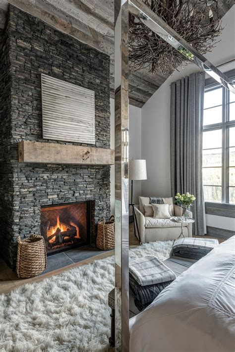 modern rustic contemporary mountain getaway with rustic accents hgtv