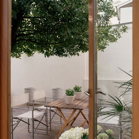 Small Garden Design Ideas Low Maintenance Opt For A Low Maintenance Look Small Town Garden Ideas 10 Of The Best Housetohome Co Uk