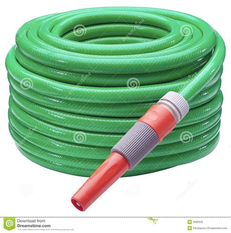 garden hose stock photography image