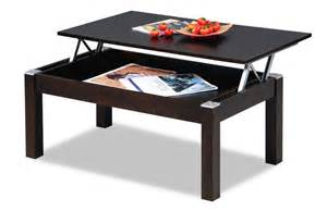 Coffee Table With Storage by Wenge Rectangular Wooden Coffee Table With Inside Storage