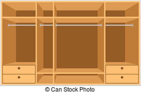 guardarropa habitacion guardarropa ilustraciones vectoriales de clipart 4 482
