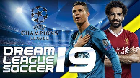 dream league soccer  mod uefa champions league android
