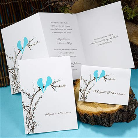 Bird Themed Wedding Invitations bird themed wedding invitations photo s of
