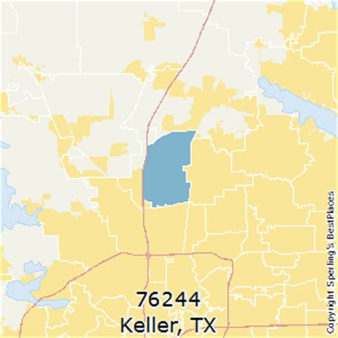 keller texas map best places to live in keller zip 76244 texas
