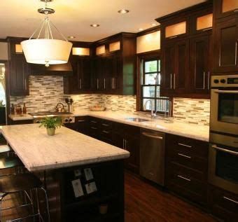 hand  mission style solid oak kitchen cabinets