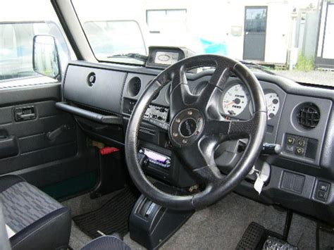potohar jeep interior suzuki sierra review autos post
