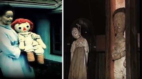 annabelle doll museum 5 horrifying objects in ed lorraine warren s occult