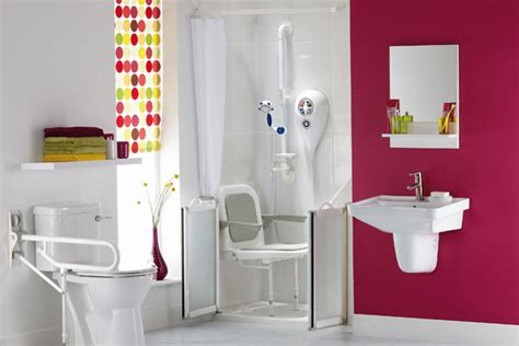 Bathrooms For The Elderly And Disabled Disabled Bathrooms Bathroom Rooms Shower Enclosures