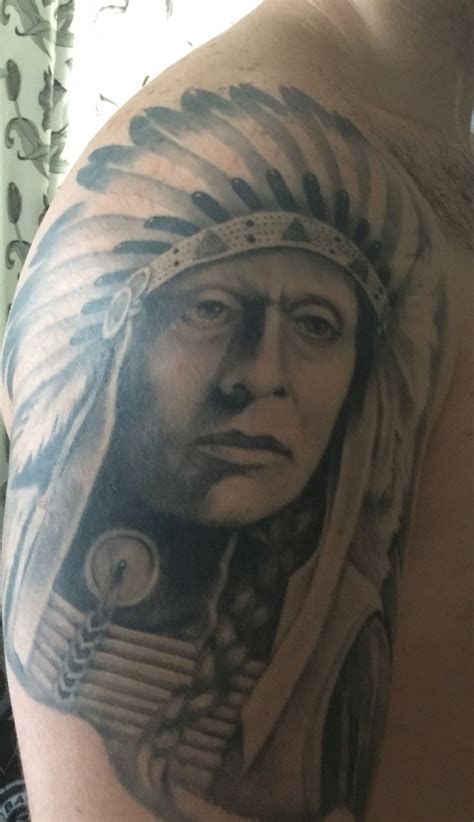 indian chief tattoos 17 best ideas about indian chief on