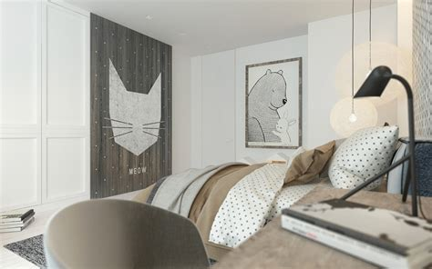 cat bedroom a pair of childrens bedrooms with sophisticated themes