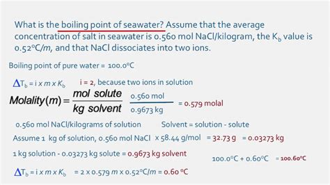 Listings Real Property Solutions Of Colligative Properties Problems