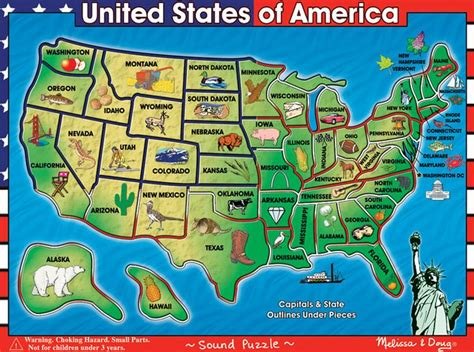 united states america map puzzle 126 best images about usa maps on craft