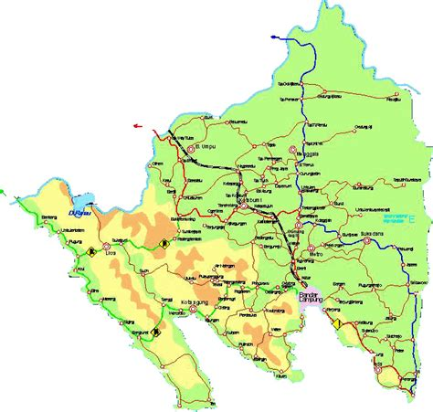 Oleh2 Khas Kalimantan Lang Citra Rasa info wisata lung bandar lung ibu kotanya propinsi lung