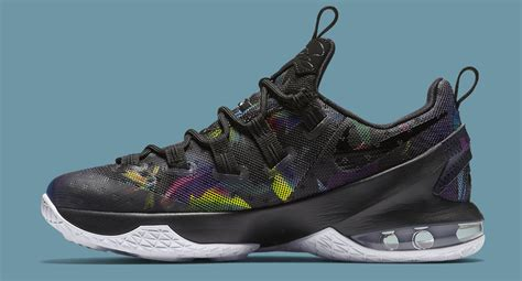 Nike Lebron nike lebron 13 low birds of paradise sole collector