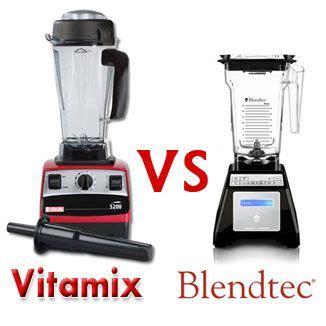 best blender comparison vitamix vs blendtec blendtec vs vitamix the best comparison food and