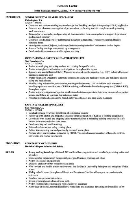 Food Safety Specialist Cover Letter by Food Safety Specialist Sle Resume Legislative Analyst Sle Resume Clinical Assistant Cover