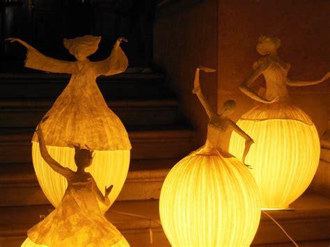 How To Make Paper Mache Lanterns - paper mache ls in grand opera laras