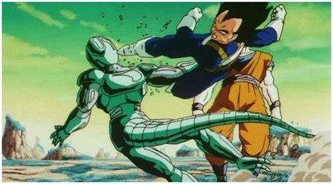imagenes de goku vs cooler las veces que vegeta ha salvado a goku dragon ball
