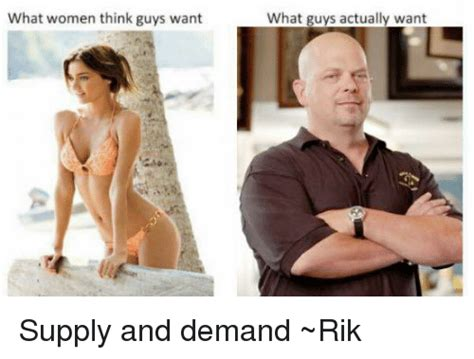 Classy Guy Meme - what women think guys want what guys actually want supply