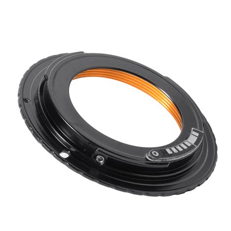 Adapter Ring M 42 Ulir To Canon Eos adjustable adapter for m42 lens to canon eos ef