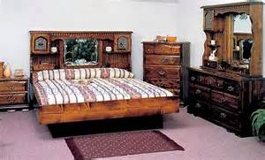 country floral waterbed with 9 inch riser
