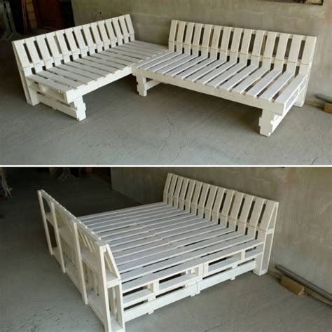 couch fencing some genius projects to try with recycled wood pallets