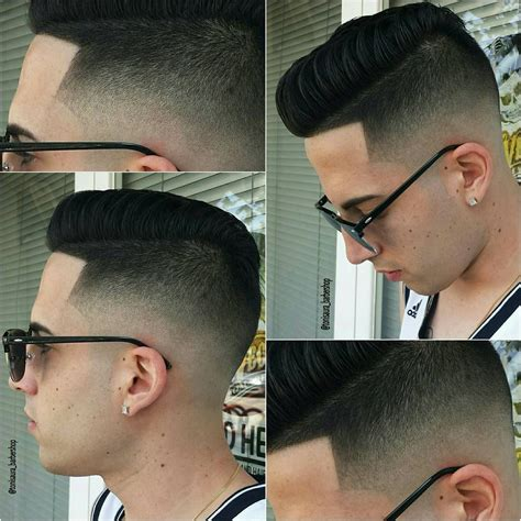 Barber Hairstyle Guide by The Barber Hairstyle Guide Fade Haircut
