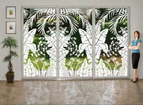Decorative Window Treatments Sliding Glass Door Treatments On Window