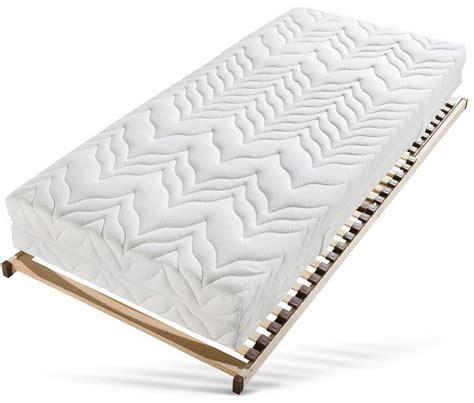 matratze zum rollen set taschenfederkernmatratze lattenrost 187 tendenz k