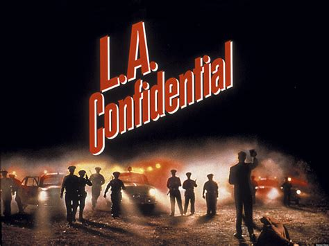 Novel Import La Confidential l a confidential sequel series in the works huffpost