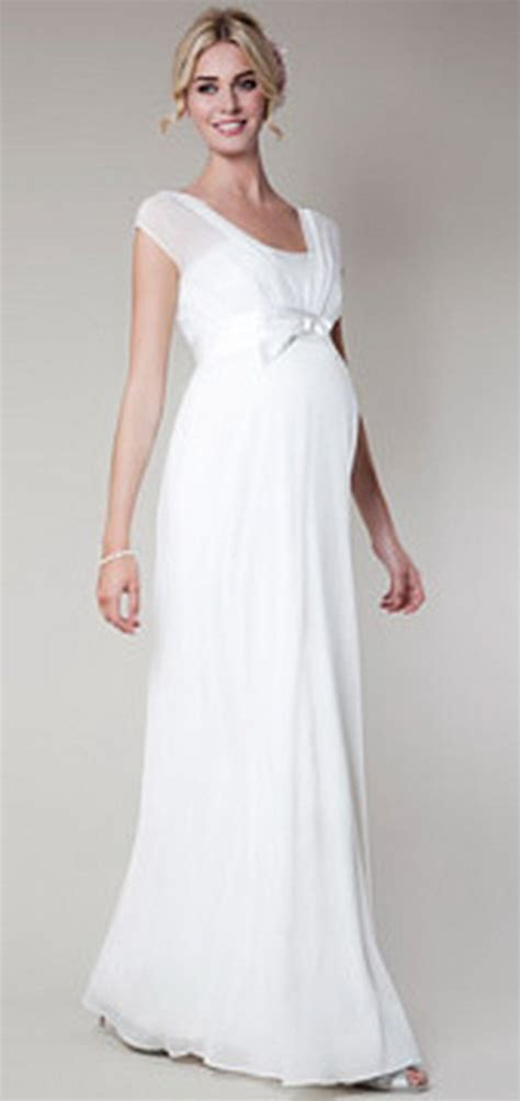 Brautkleid Schwanger by Schwangerschaft Brautmode