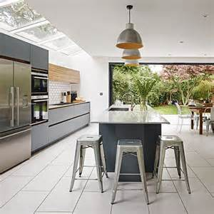 gray and white kitchen ideas grey and white kitchen kitchen ideas housetohome co uk