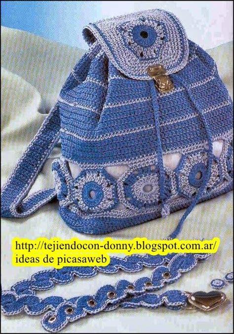 dibujos para mochilas wayuu faciles pinterest tejidos a crochet ganchillo patrones bolsos y