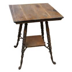 Antique Side Table Antique Wood Side Table At 1stdibs