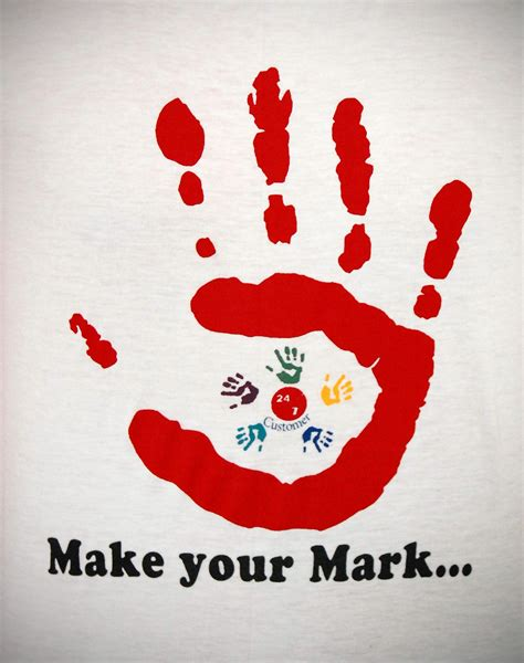 make your mark the make your mark by fotogee on