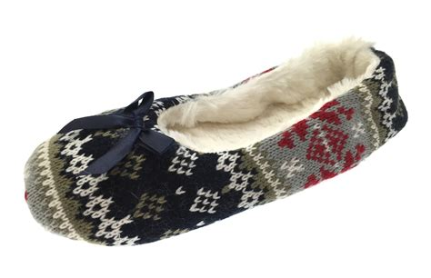 pug slippers womens slippers pug bow mules knitted