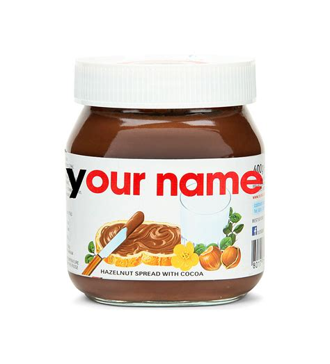 christmas 2015 gifts to put your name on from nutella