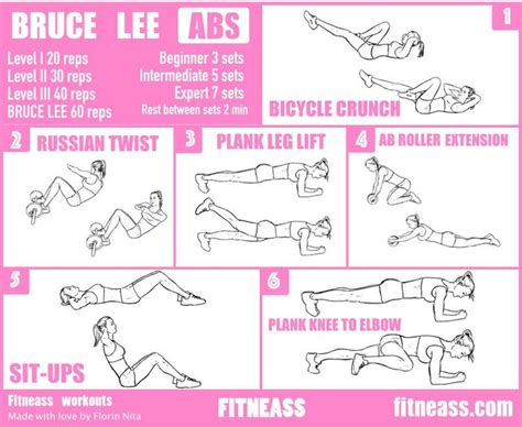 67 best abdominal images on ab workouts exercise workouts and workouts